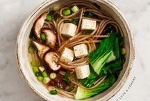 Vegan Soups / by Quinessa Passey