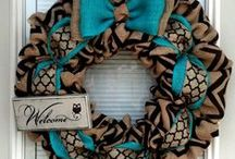 Wreaths  / by Quinessa Passey