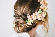 Wedding Hair + Accessories
