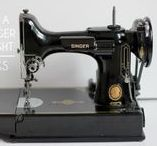 Featherweight 221 / Singer sewing machines