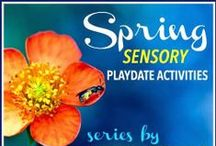 Spring has sprung / Family friendly ideas for spring, including crafts and activities.