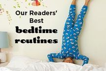 Bedtime and Quiet Time / Ideas for kids' bedtime and quiet time