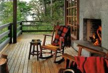 Porches & Patios / by Terri Buster