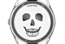H A P P Y // H A L L O W / Timepieces For Halloween / by Twisted Time