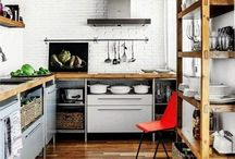 Home: Kitchen / Kitchen loveliness / by J.J. Johnson