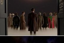 The Oldest Question in the Universe...Hidden in Plain Sight / Doctor Who / by Lauren Reynolds