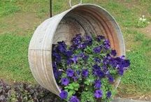 Backyard & Garden Projects / Inspiration for some fun backyard and garden projects