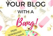 WAHM and Blogging Tips / Work at Home Mom's Unite!  Here are helpful tips, checklists ideas, products, time savers, products, anything that will help WAHM, small businesses, and Bloggers.