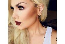 Gorgeous makeup hair and people / Beautiful hair and makeup / by Keri Aycock