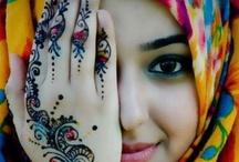 hijabs / by Ika Purnamasari