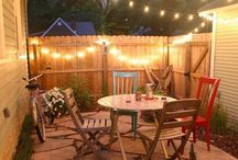Outdoor Space / by Tyler McDowell