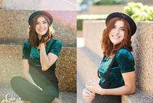 Dallas Senior Photography / Dallas based senior portrait photography studio for girls by Catie Ronquillo Photography