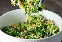 Healthy vegetarian/vegan dishes