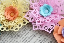 Paper crafts / by Collette Hemmes Rock