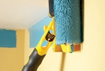 Decorating Paint Tips and Tricks / by Collette Hemmes Rock