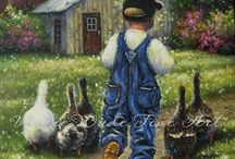 Duck, Duck, Goose / by Denise