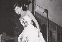 Audrey Hepburn / Audrey Kathleen Ruston Born 4 May 1929 Ixelles, Brussels, Belgium Died20 January 1993 (aged 63) Tolochenaz, Vaud, Switzerland  / by Coral Grace