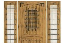 Rustic / Mediterranean Doors / For those with homes in the Southwestern or Mediterranean style, our Rustic Doors collection provides a huge selection of doors that will match the aesthetic of your home. With a variety of designs, wood types, and sizes to choose from, finding the right fit for you should be no problem.
