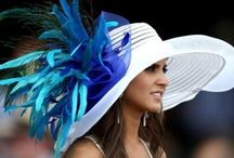 And I'm Off To The Races! / Kentucky derby to Louisiana Downs! I'm off to the races just like Lana Del Ray and I want to be looking good doing it!