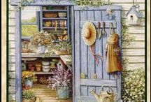 Gardening / by Denise
