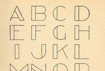 Design: Typography, lettering