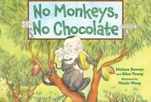 No Monkeys, No Chocolate / Teaching ideas and resources for using No Monkeys, No Chocolate in the classroom.