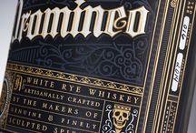Alcoholic Drink Packaging Design / Packaging board of beer, liquor, spirits, vodka, gin, rum etc.