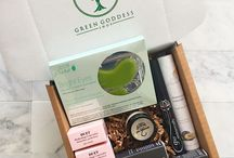 Clean Beauty from the GGS / Luxurious and clean makeup and skincare from The Green Goddess Shop