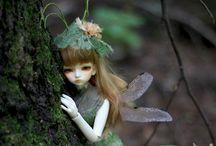 Fairies and Art