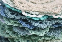 Crochet / The wonderful world of the needle  / by Cara Wolf-Vaughn