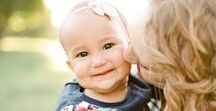 Photography Inspirations - Family / Family, friends, parents and babies.