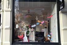 shop fronts and displays