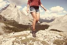 Feel the mountain