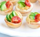 Amazing Appetizers / Lots and lots of inspiration for easy appetizer recipes, small bites and snacks.