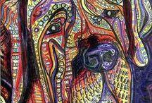 Amazing Art / by Linda Ellison