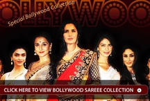 Bollywood Sarees / by Goodbells.com