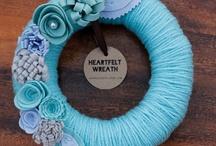 I Love Felt / by Catshy Crafts