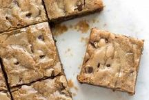 Cookies, Brownies + Bars / Here's a selection of our favorite cookie, brownie and bar recipes found on the web.
