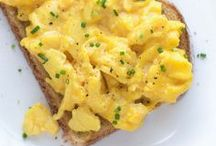 Easy Breakfast recipes / Wake up happy. We love breakfast so much we just had to devote an entire board to it full of scrumptious breakfast recipes.