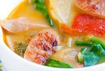 Soup + Stew recipes / The best soup recipes from around the web.