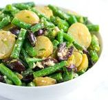 No Boring Side Dishes / Sometimes it's the side dish that makes the meal -- Here's lots of side dish recipes and inspiration.
