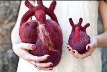 hearts / by Cara Wolf-Vaughn