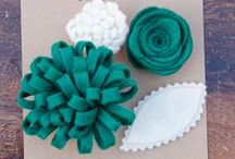 I Love Emerald / The color of the year (2013) / by Catshy Crafts