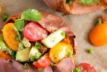Avocado Recipes / We love, love, love avocado! Here are our top picks for the best avocado recipes around the web.