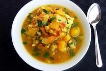 Soup/Stews/Chili / by Cara Wolf-Vaughn