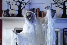 Halloween / DIY projects for Halloween / by Kris Smith