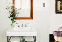 Bathrooms / by Sugar Creek Bedding