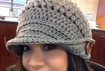 Crochet Hats / by Palma