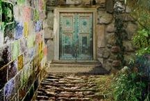 Doors, Windows and Stairs <3 / Doors, windows, and stairs!