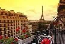 Paris:)! / When Paris sneezes, Europe catches cold.